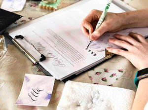 Calligraphy Workshops by The British Quill